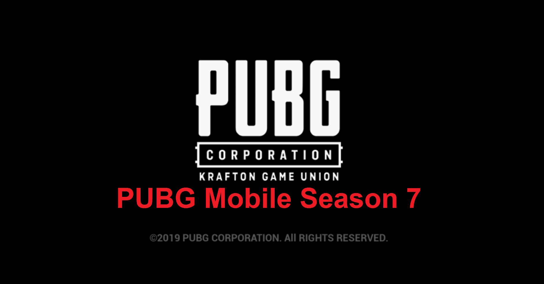PUBG Mobile Season 7 যা যা পাচ্ছেন