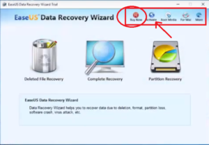 how to recover hard drive easily