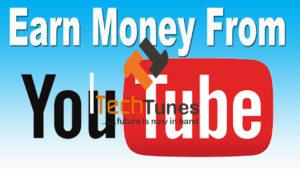 Earn-money-from-YouTube bangla techtunes