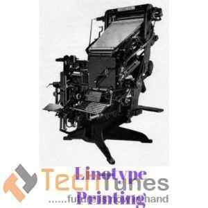 Linotype Printing