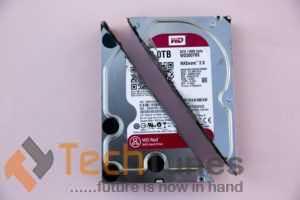 How to make virtual 1TB hard drive