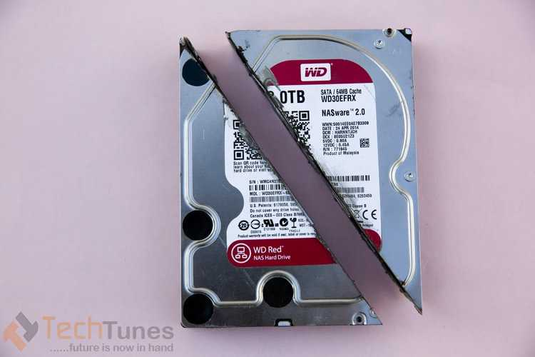 How to make virtual 1TB hard drive