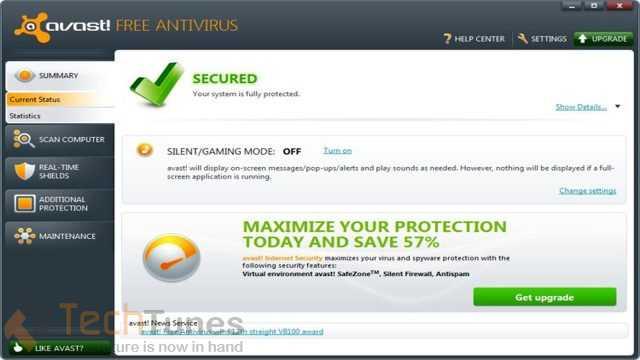 Best FREE Antivirus Software for computer