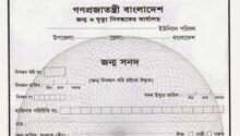 Birth Certificate ভেরিফাই