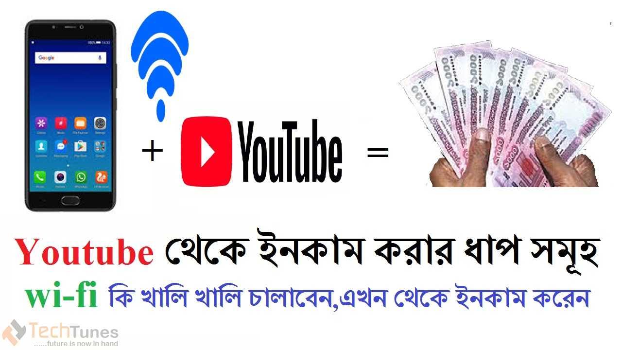 Youtube earning copy