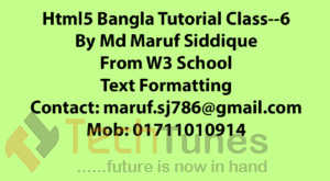 html bangla Tutorial Class--6