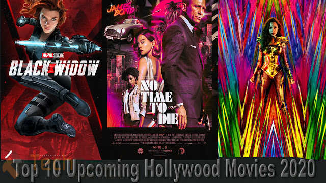 top 10 Upcoming Hollywood Movies 2020