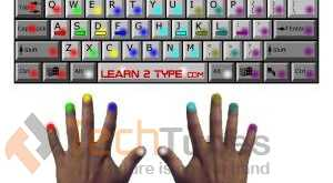 how to learn typing