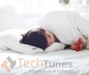 sleeping effect of smartphone