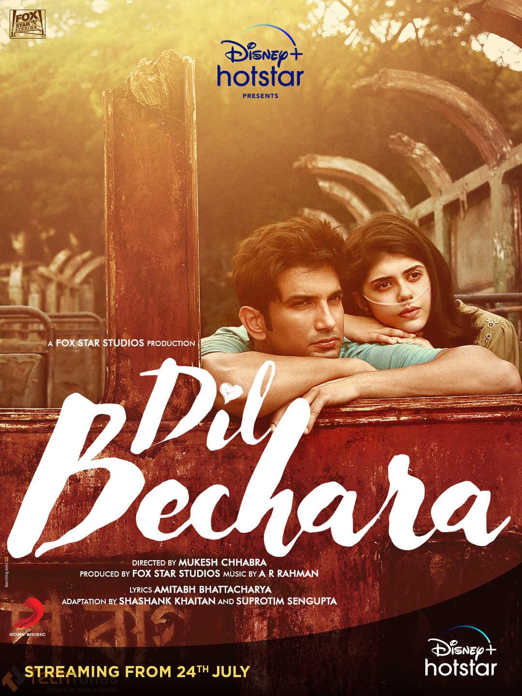 Dil Bechara (2020) Full Movie Download in Full Hd 480p 720p 1080p