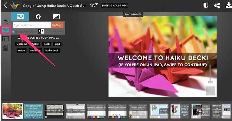 haiku deck best presentation software