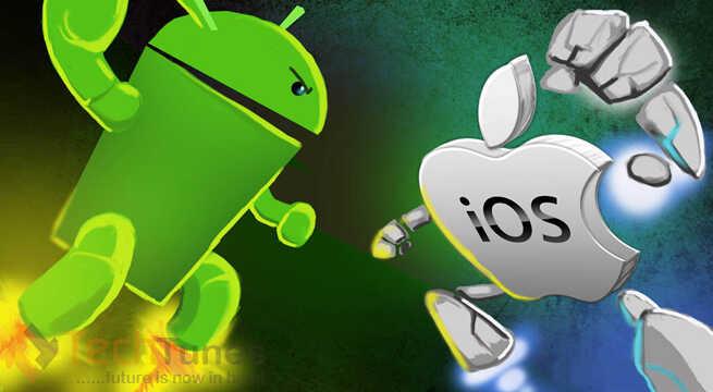 iOS নাকি Android