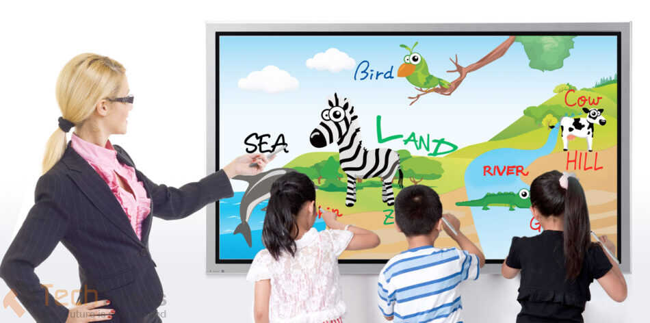Interactive Whiteboard in bd-f9f65501