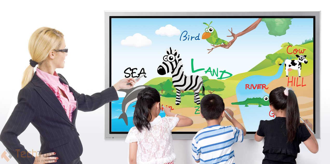 Interactive Whiteboard in bd-f9f65501