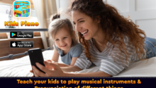 Teach your child to play musical instrumets-de675165